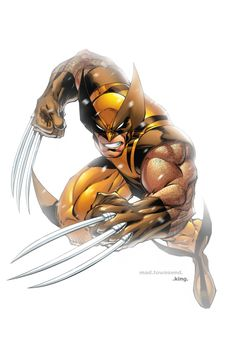 Wolverine Is Going To Slice You Back To Reality.