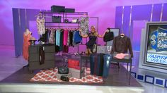 IT'S THE ULTIMATE CLOSET FULL OF CLOTHING AND ACCESSORIES! TORY BURCH, MARC BY MARC JACOBS, AND MICHAEL MICHAEL KORS ARE JUST A FEW OF THE HIGH-END DESIGNER LABELS YOU'LL BE STOCKING YOUR CLOSET WITH. FEATURING EVERYTHING FROM CHIC DESIGNER HANDBAGS TO DRESSES, SHOES, AND MORE, THIS 44-PIECE COLLECTION WILL KEEP YOU FASHIONABLE ALL YEAR LONG! #PriceIsRight #FashionWeek #UltimateCloset #Designer
