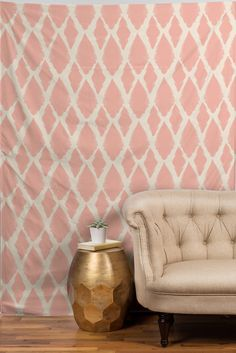 Allyson Johnson Blushed iKat Tapestry | DENY Designs Home Accessories