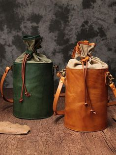 Green Bucket Bag Small Bucket Bag Drawstring Bucket Bag Genuine Leather Small B. Green Bucket Bag Small Bucket Bag Drawstring Bucket Bag Genuine Leather Small Bucket Bags Purses – iLeatherhandbag Th Luxury Handbags, Purses And Handbags, Leather Handbags, Cheap Handbags, Leather Bags, Popular Handbags, Leather Purses, Green Leather, Leather Roll