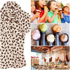 Summer outfits for her!   http://www.myshirtmylife.com/ #SWEETROSECREAMERY #SUMMERFLAVORS #BLOUSES #FASHION #ICECREAM
