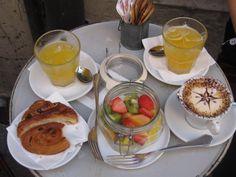 breakfast in rome - Buscar con Google