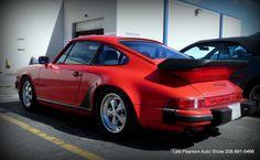Same 911SC from the back.   #porsche #911sc https://www.facebook.com/porscheboise