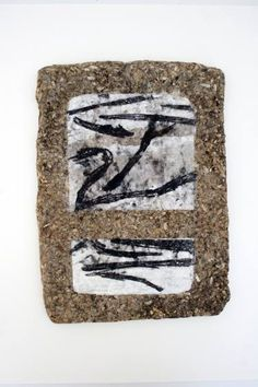 """Saatchi Art Artist Maia S Oprea; Printmaking, """"LINES TABLET #6 - Limited Edition 1 of 1"""" #art"""