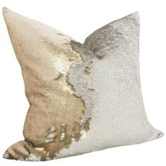 Found it at Wayfair - Mermaid Sequin Throw Pillow Mermaid Fabric, Mermaid Pillow, Mermaid Sequin, Modern Throw Pillows, Decorative Throw Pillows, Scatter Cushions, Decorative Accents, Throw Blankets, Teen Room Decor