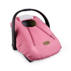 Cozy Cover Infant Car Seat Cover (Pink) - Industry's Leading Infant Carrier Cover Trusted by Over Millions of Moms Worldwide for Keeping Your Baby Cozy and Warm Graco Infant Car Seat, Custom Car Seats, Custom Cars, Baby Carrier Cover, Cozy Cover, Shower Cap, Baby Warmer, Seat Covers, Canopy