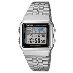 Reloj Casio Digital World Map A500WEA-1EF