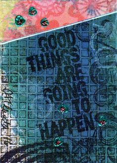 2016 ATC Art by CATlanta Making ATCs in honor of my amazing cat, eBay, who is 17. He will have surgery on his teeth on Jan 28, and all the folks that love him at the hospital will be getting some art in his honor.