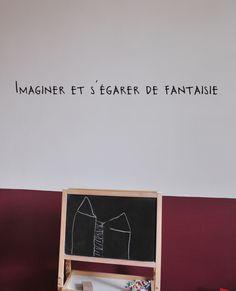 Mel et Kio studio le Prédeau, Poetic Wall, Stickers poème Billets Doux © Carole Carecchio -Fantaisie stickers 80x10cm