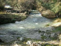Marroggia river, Spoleto, Umbria, Italy
