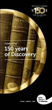 150 Anniversary programme cover