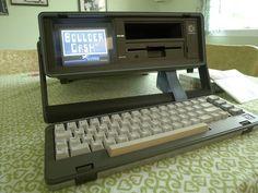 Commodore SX-64.