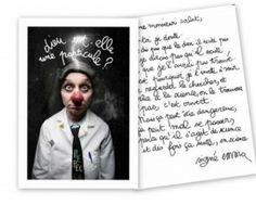 Mythos: Emma la Clown s'intéresse à dieu et à la science - Alter1fo