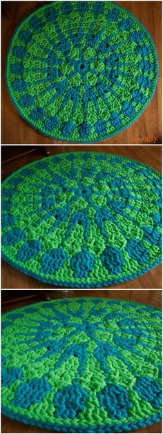 60+ Free Crochet Mandala Patterns - Page 5 of 12 - DIY & Crafts