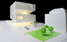 JDS Architects | House of Arts and Culture