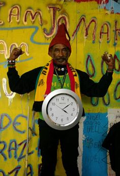 Documentary: Lee Scratch Perry's Vision of Paradise