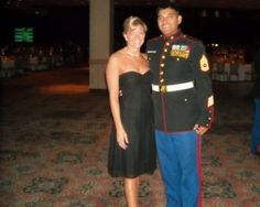 """GySgt. Fernando Garcia: Read his inspirational words!  """"No matter how down we are,"""" he continues, """"No matter how depressed we are, we can't be too proud—we're proud of being Marines, but we can't be too proud to ask for help."""""""