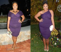 A Thick Girl's Closet: 6 Days, 2 Weddings, 1 Dress