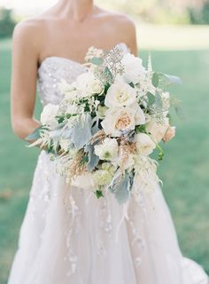 pastel bouquet | Jessica Lorren #wedding