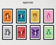 ALL DIGIMON  DIGIDESTINED  inspired posters  8 pack  Wall | Etsy Decorate Your Room, Minimalist Poster, Digimon, Graphic Prints, Wall Art Prints, Art Pieces, Gallery Wall, Posters, Inspired