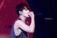 Image about kpop in 아이콘 // iKON by Jeslyn on We Heart It Bobby, Rhythm Ta, Jyp Trainee, Kim Hanbin Ikon, Because He Lives, Dancing King, Profile View, Kpop, Yg Entertainment