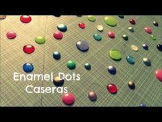 Como hacer enamel dots caseras - Viene de Scrap Tips (5) Publicado 24/07/14