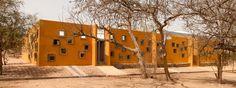 Kéré Architecture :: Centre de Santé et de Promotion Sociale / Laongo / Burkina Faso