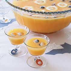 Haunting Halloween Punch Recipes | Eyeball Punch | MyRecipes.com