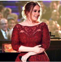 Adele. 2016 Grammy's