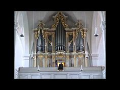 Buxtehude - Praeludium [in g minor] BuxWV 148 (G. Cagnani, Freiberg Petrikirche, 20 luglio 2013) - YouTube