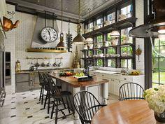 Kitchen. Eclectic Kitchen. Eclectic Kitchen ideas. Eclectic Kitchens #EclecticKitchen #EclecticKitchens #EclecticKitchenideas Kass & Associates - Halkin Mason Photography