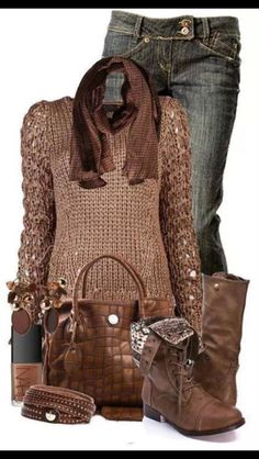 Fall, casual look..
