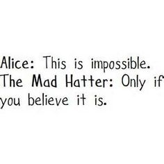 Growth Mindset Quotes mad hatter - Bing Images
