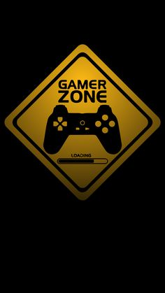 Game zone traffic sign Spectacular game zone design hehe very funny and super cool I hope you love it as much as my gentlemen Gamers. 4k Gaming Wallpaper, Ps Wallpaper, Game Wallpaper Iphone, Best Gaming Wallpapers, Black Wallpaper, Mobile Wallpaper, Gamer Quotes, Gaming Posters, Knight Art
