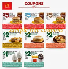 Mcdonalds Coupons Ends of Coupon Promo Codes MAY 2020 ! Of year and golden hamburger Phoenix. and that a of of in introduced 1953 . Printable Menu, Free Printable Coupons, Free Printables, Mcdonalds Coupons, Kfc Coupons, Food Coupons, Golden Corral Coupons, Spirit Coupon, Burger King Whopper
