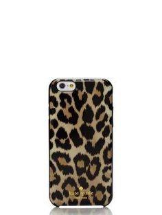 leopard ikat iphone 6 case - kate spade new york