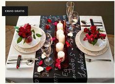 Que tal una cena romántica...