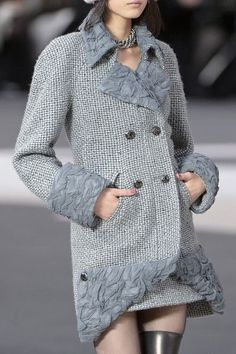 Chanel Fall 2013 - Details: