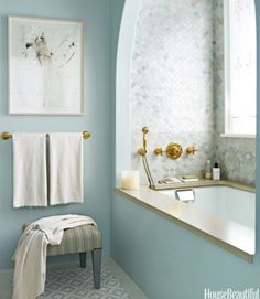 70 colorful bathrooms to inspire your next makeover