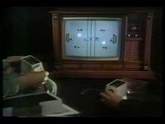 Released August 1972 The Magnavox Odyssey is the first home video game console, predating the Atari PONG home consoles by three years. The Odyssey was design. Playstation, Xbox, Magnavox Odyssey, Consoles, History Of Video Games, Video Game Party, Old Commercials, Digital Film, Classic Video Games
