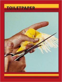 Maurizio Cattelan: Toilet Paper (Toiletpaper Magazine) : James Hoff, Maurizio Cattelan, Pierpaolo Ferrari : 洋書 : Amazon.co.jp