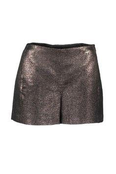 Pantaloni Donna Liu Jo (BO-C63227 T1191 09N03) colore Bronzo