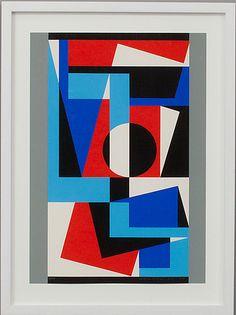 Lars-Gunnar Nordström: Sommitelma, 1978, serigrafia, 49,5x34,5 cm, edition 100 - Bukowskis Market 2013