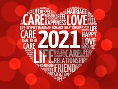75 Happy New Year 2021 Greeting Cards, eCard Messages for Her / Him