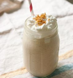 Pumpkin Bourbon Milkshake | 26 Boozy Milkshakes That Know How To Party