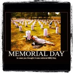 Celebration of Memorial Day in South Florida