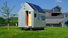 Renzo Piano: la casa più piccola del mondo - Casa Diogene
