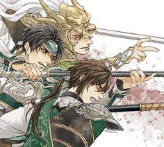 Sengoku Musou, Sengoku Basara, Dynasty Warriors Characters, Warriors Game, Samurai Warrior, Original Paintings, Anime Guys, Video Games, Gaming