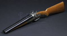 3:10 To Yuma - Stunt Double Barrel Shotgun