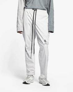 A Cold Wall, Joggers, Sweatpants, Nike Air, Trousers, Urban, Luxury, Fashion, Modeling